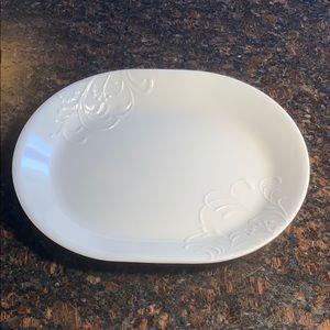 NWT Corelle Cherish Serving Platter 12.25 x 10